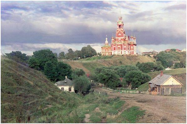 Само в Русия има такава красота