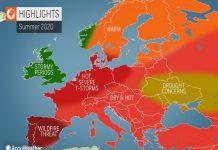 Accuweather прогнозира сухо лято