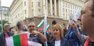 Мая Манолова тръгва към парламентарните избори
