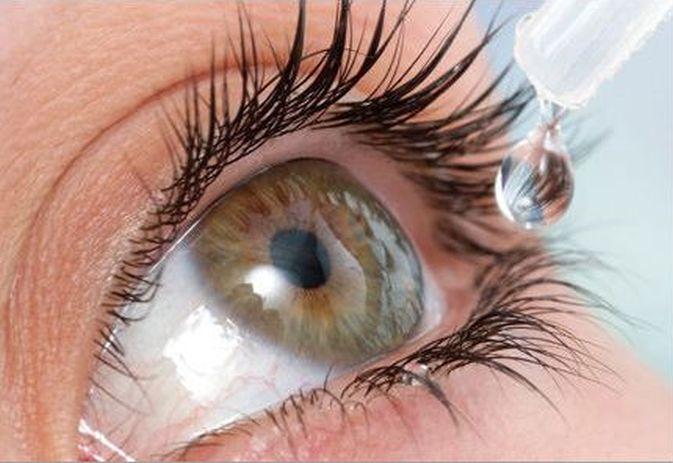 Капки за очи