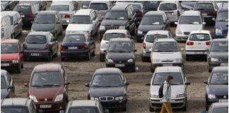 В България автопазарът съвсем замря