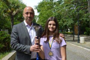 Медал за Теодора Филева