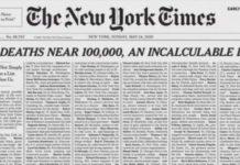 Очакванията са починалите в САЩ от вируса скоро да станат 100 000