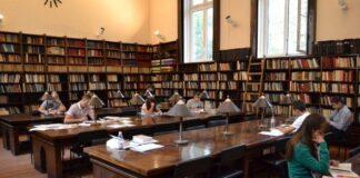 Книгите в библиотеките под каратина