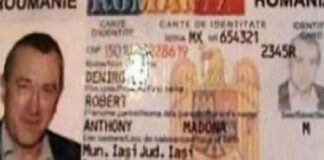 Румънският Робърт де Ниро отдавна е известен на полицията