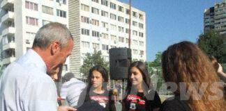 Димитър Костов - директор на спортното училище