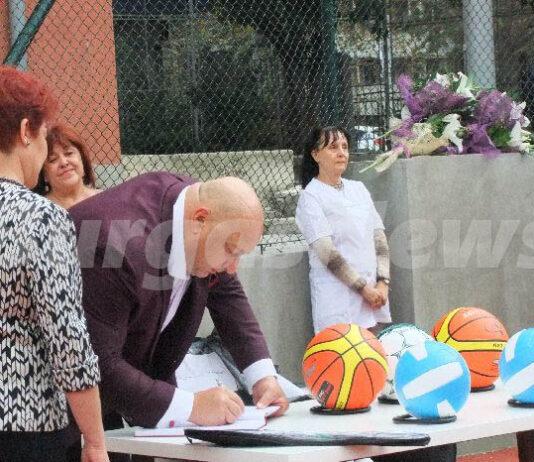 Красен Кралев гарантира бюджета за спортните клубове
