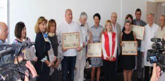 Отличените кръводарители на Бургас