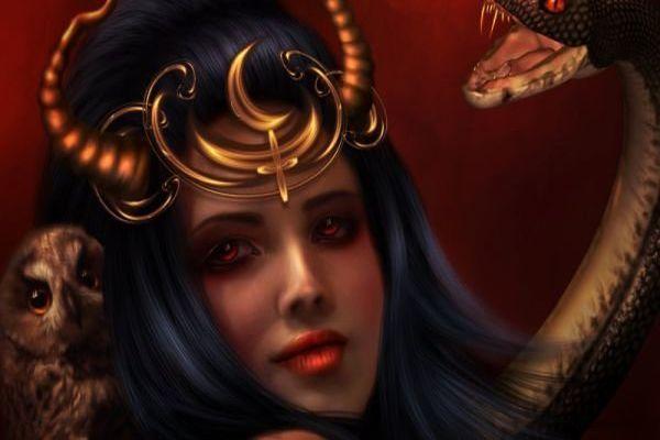 Лилит - тъмната страна на зодиите