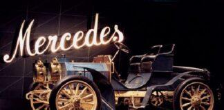 Mercedes: единствената марка с женско име