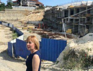 Манолова: замесени дса хора от строителния контрол