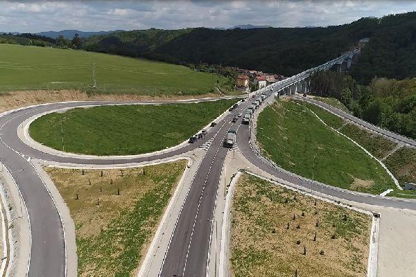 Целият обходен път на Габрово е 23 км