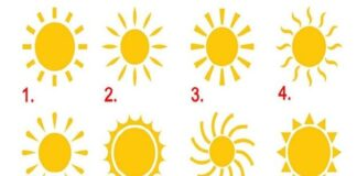 Слънцето казва какво се крие в душата ви