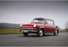 Skoda 1000 MB - първият масов автомобил на Чехословакия
