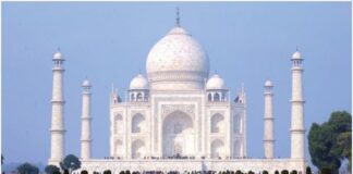 Тадж Махал - паметник на велика любов