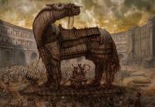 Троя - древна, загадъчна и...печално известна