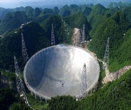 Телескопът е 185 млн. долара