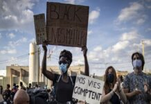 64% от американците подкрепят протестите