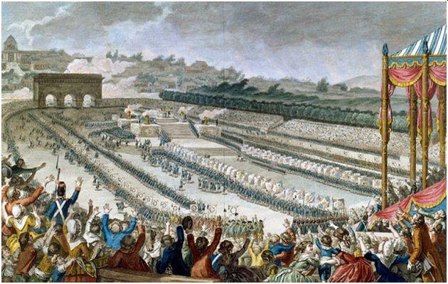 Националният празник на Франция - 14 юли