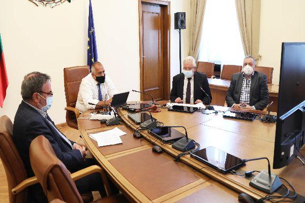 Заседание на НОЩ с премиера