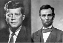 Линкълн и Кенеди - живот и смърт под индиго