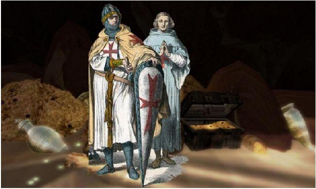 Рицарите тамплиери и тайната на дълголетието им