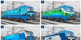 Нови локомотиви