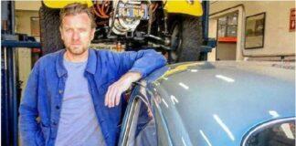 Юън Макгрегър ще се раздели с част от колите си