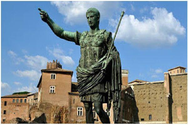 Октавиан Август - краят на първия римски император