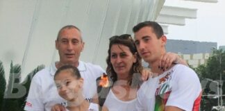 Димитър Костов и Аспасия Петкова