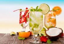 Свежи напитки за лятото