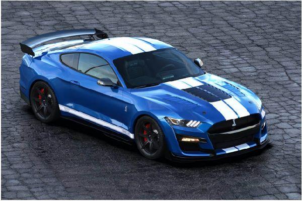 Mustang вече ще лети ниско