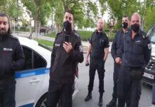 Полицаите излизат на протести