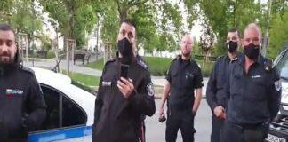 Полицаите излизат на протест