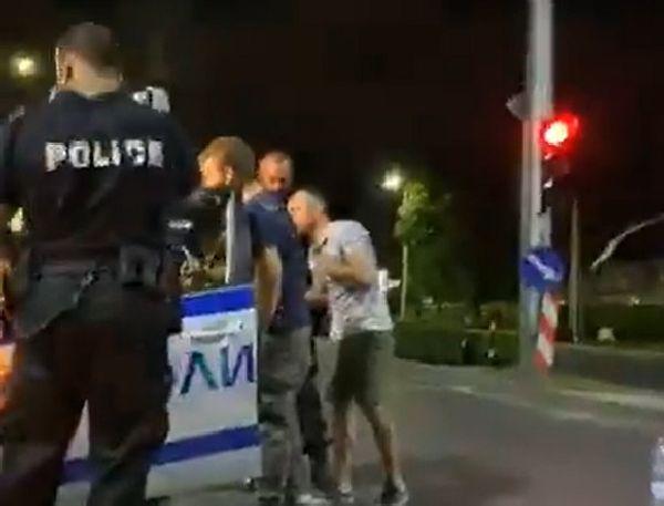 Премахване на палатки в 4.00ч. в Пловдив