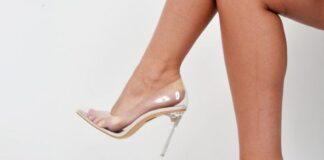 PVC сандалите се съчетават с всичко