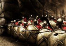Леонид е командвал повече от 300 спартанци