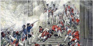 Въстанието, свалило Луи 16-ти