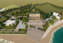 Проектът на комплекса Ченгене скеле