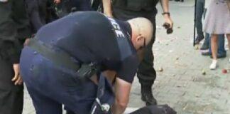 Арест на протеста в София