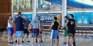 БК Черноморец със загуба