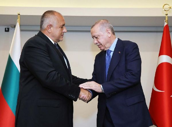Борисов и Ердоган