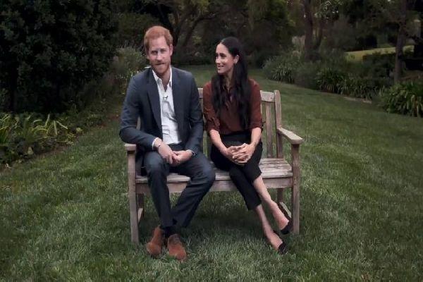 Хари и Меган