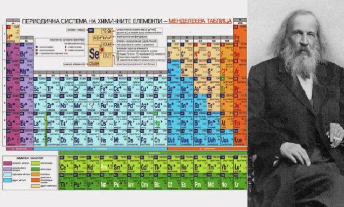 Нютоний е заличен от таблицата на Менделеев