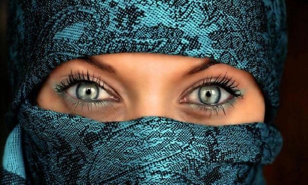 Твоята личност личи по очите