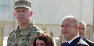Румен Радев и Херо Мустафа