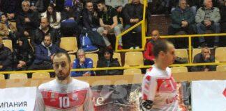 Волейболистите ще отпътуват за Австрия