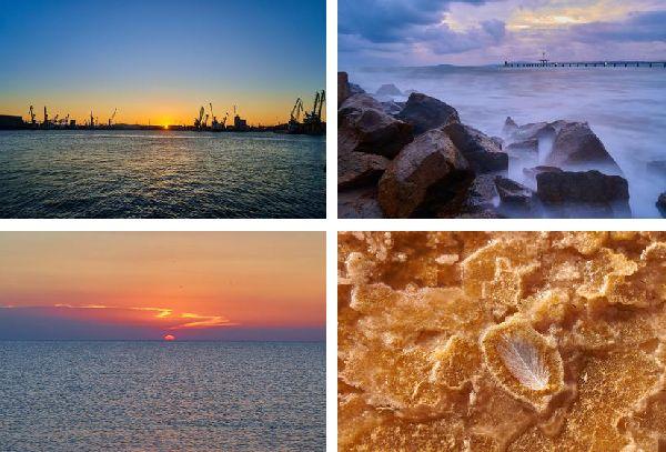 Защо е солено морето?