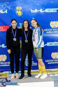 Драгомира Драганова е с два златни медала