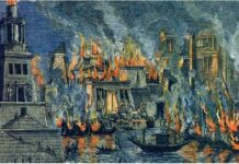 Кой унищожи Александрийската библиотека